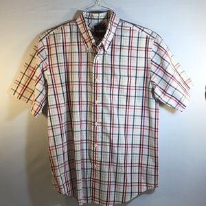 💙💙 Vintage 1980's Men's Dockers Dress Shirt 💙💙